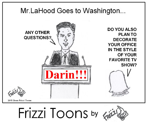 FRIZZITOONS PEORIAN LAHOOD