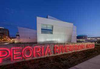 Richerson out as CEO of Peoria Riverfront Museum; Ritschel named interim CEO
