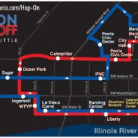 Downtown Shuttle Map Final