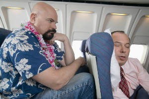 Travel etiquette: What would you do?