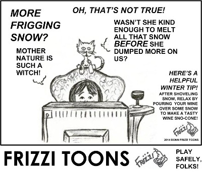 FRIZZITOONS-MORESNOW