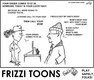 FRIZZITOONS PEORIAN ORDER
